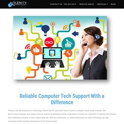 Computer Tech Support in Rancho Cucamonga