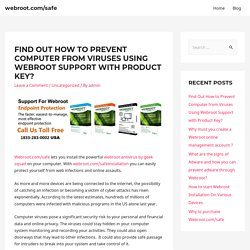 Webroot product key support, prevent computer using webroot - Uswebrootcosafe