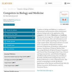 Computers in Biology and Medicine