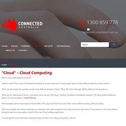 Cloud Computing Gold Coast