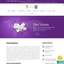 Cloud Server Solutions