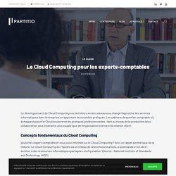 Le Cloud Computing pour les experts-comptables