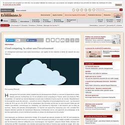 Cloud computing, la valeur sans l'investissement