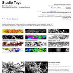 Computing Kaizen Studio Toys