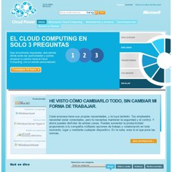 Cloud Computing | Online Services | Cloud Hosting | Microsoft Cloud