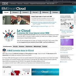 IBM SmartCloud - France