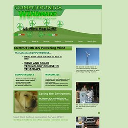 Windmatic,Wind turbines for sale,Used Wind Turbines, Micon, Nordtank