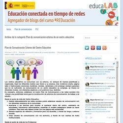 Plan de comunicación externa de un centro educativo