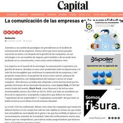 La comunicación de las empresas en la normalidad post Covid-19 - Capital
