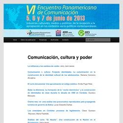 VI Encuentro Panamericano de Comunicación