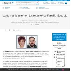 La comunicación en las relaciones Familia-Escuela