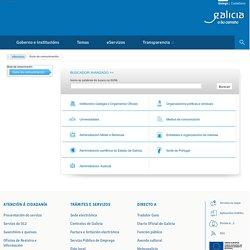 Guía da comunicación - Xunta de Galicia