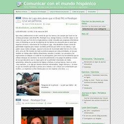 - Comunicar con el mundo hispánico