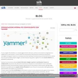 Comunicazione interna più coinvolgente con Yammer- Skilla by Amicucci Formazione