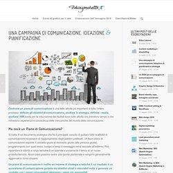 Una campagna di comunicazione. Ideazione & pianificazione strategie