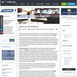 ¿Qué es una StartUp? - Comunidad de PYMES en Latinoamérica