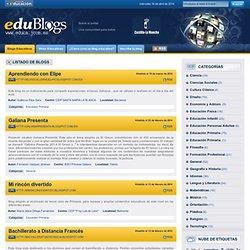 Portal de Educación de la Junta de Comunidades de Castilla - La Mancha (Contenido:Blogs Educativos)