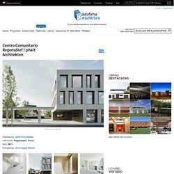 Centro Comunitario Regensdorf / phalt Architekten