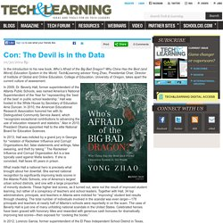 Con: The Devil is in the Data