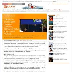 Conadecus interpondrá demanda colectiva contra Movistar por clientes prepago