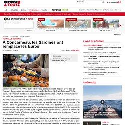 À Concarneau, les Sardines ont remplacé les Euros