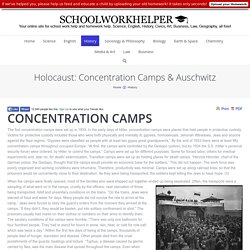 Holocaust: Concentration Camps & Auschwitz