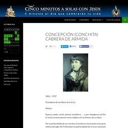 Concepción (Conchita) Cabrera de Armida