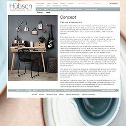 Concept - Hübsch A/S