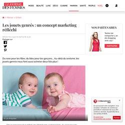 Les jouets genrés : un concept marketing réfléchi