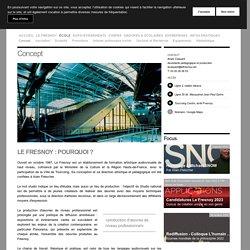 Le Fresnoy Tourcoing / Studio national des arts contemporains