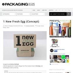 1 New Fresh Egg