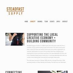 CONCEPT — Steadfast Supply