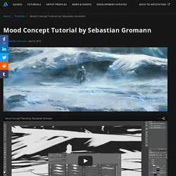 Mood Concept Tutorial by Sebastian Gromann