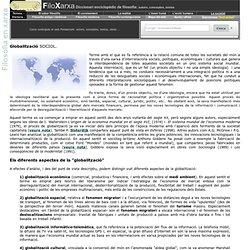 Conceptes- Globalització GEN
