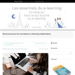 Comment réussir en tant de concepteur e-learning en freelance