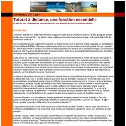 Jacques Rodet - Concepteur pédagogique - Consultant formateur en e-formation