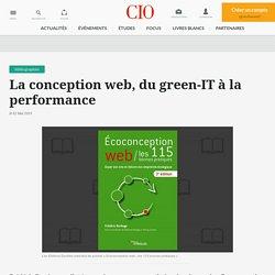 La conception web, du green-IT à la performance