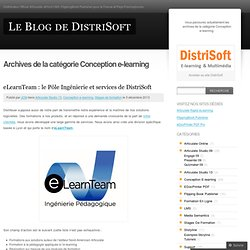 Conception e-learning