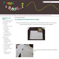 La conception d'un tapis de lecture ou Titapi