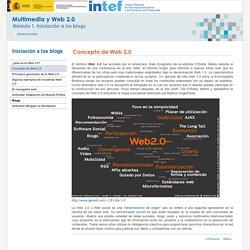 Multimedia y Web 2.0