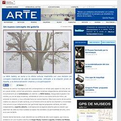 Un nuevo concepto de galería » Descubrir el Arte, la revista líder de arte en español