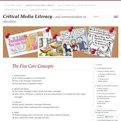 Critical Media Literacy