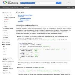 Maps Javascript API V3 Basics - Google Maps JavaScript API V3 - Google Code