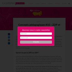 Concepts pédagogiques #10 - ZDP et étayage