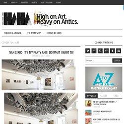 Conceptual Art Archives - HAHA MAGAZINE