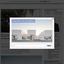 """Piero Lissoni designs conceptual New York skyscraper as """"self-sufficient garden-city"""""""