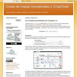 Las múltiples posibilidades de Cmappers (I)