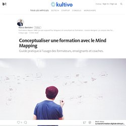 Conceptualiser une formation avec le Mind Mapping — Kultivo Stories