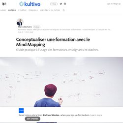 Conceptualiser une formation avec le Mind Mapping – Kultivo Stories – Medium
