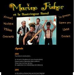 Dates de concert Marine Fisher et le Bastringue Band